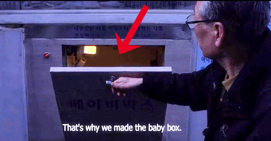This man had a crazy idea to save abandoned babies and even he was surprised because it works!