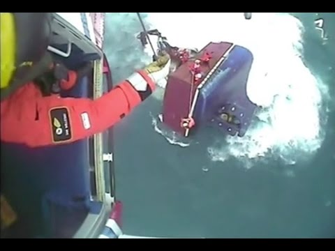 Coast Guard Dramatic Rescue