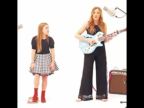How amazing are Lennon & Maisy?
