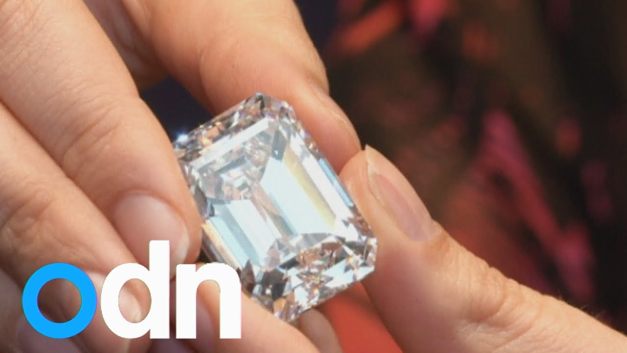 The most perfect diamond ever