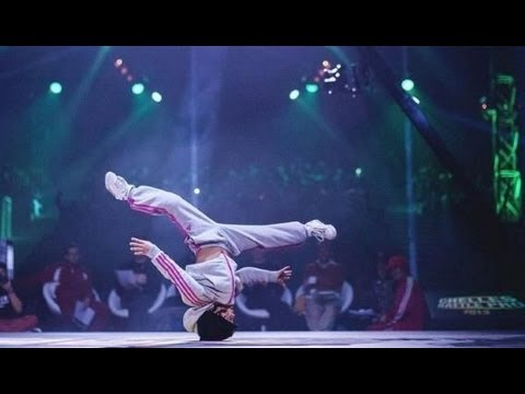 BGirl Terra, probably the best kid breakdancer in the world