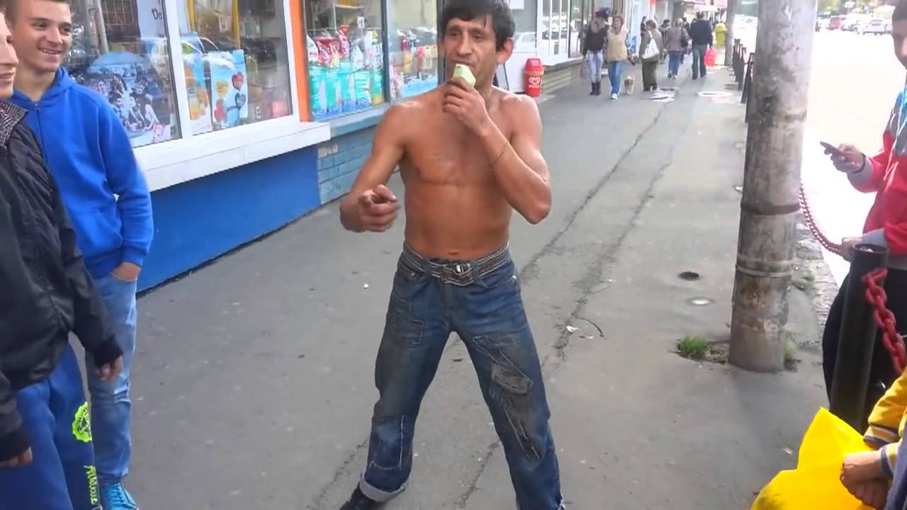 Meet Romania's Bruce Lee