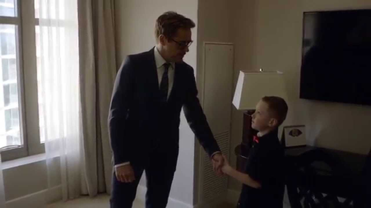 Robert Downey Jr surprised a kid with a real bionic arm