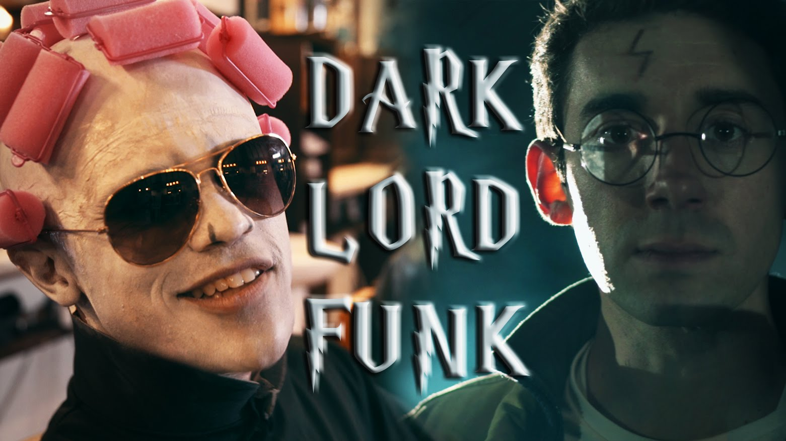 Stop the internet, this 'Dark Lord Funk' is the new Patronus!!!