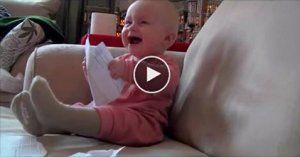 Let's Giggle, giggle a lot with this adorable little laughter