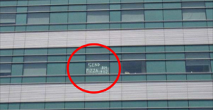 Kids love pizza, and when you have cancer and live your life in a hospital you need to find a way to get your pizza too. Lets see what happen!