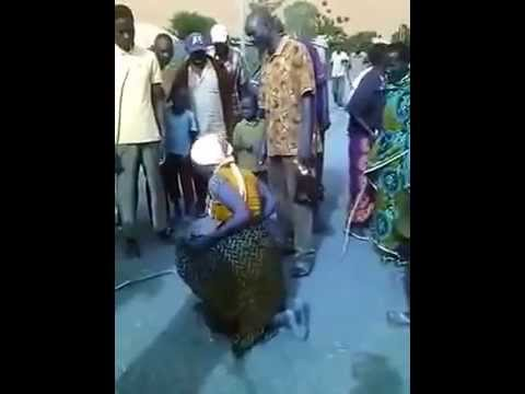 SHOCKING!!! STREET treatment that a thief gets in TANZANIA!!