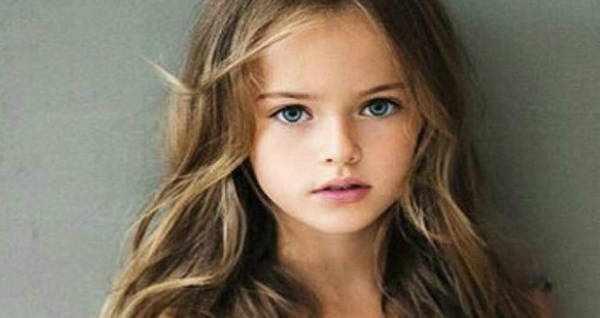 "This is how ""the prettiest girl in the world"" now looks like at 15. What a change!"