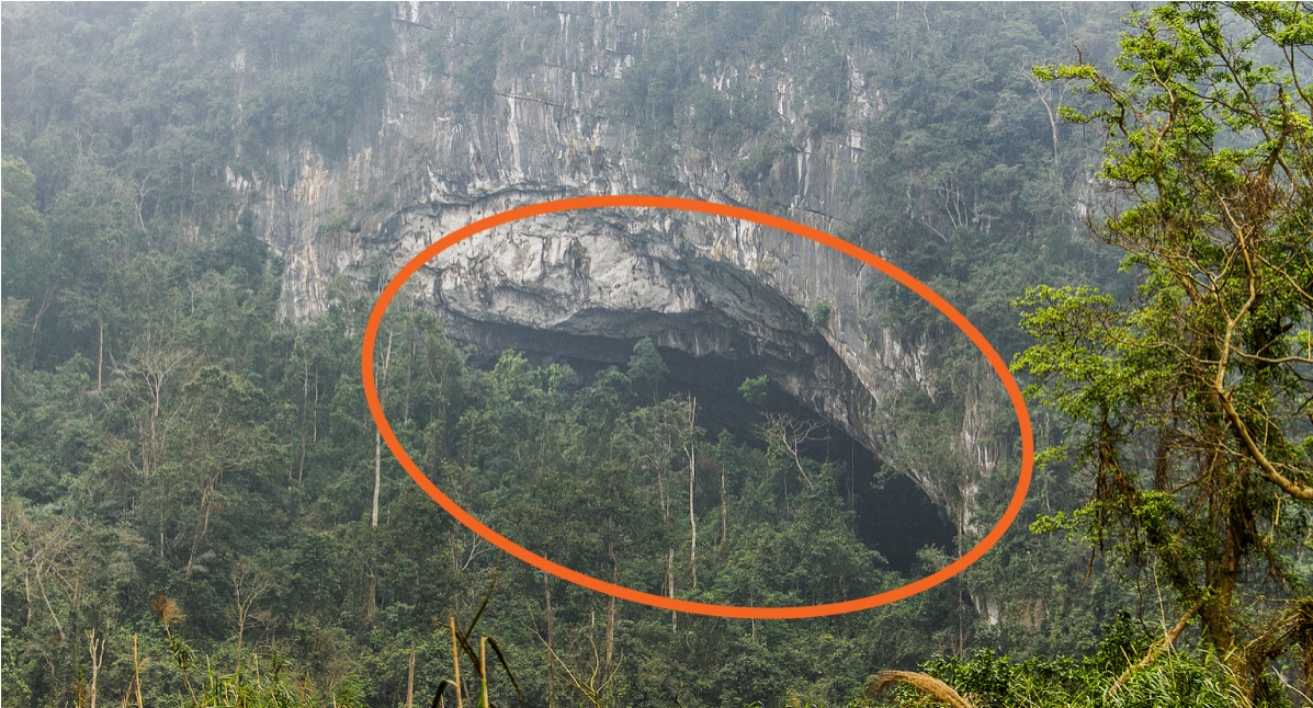 What a farmer found in this mountain is mind blowing