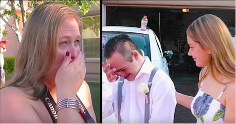 Teen Son Is Rejected Before Homecoming Dance. But When A Stranger Shows Up, Mom Loses It!