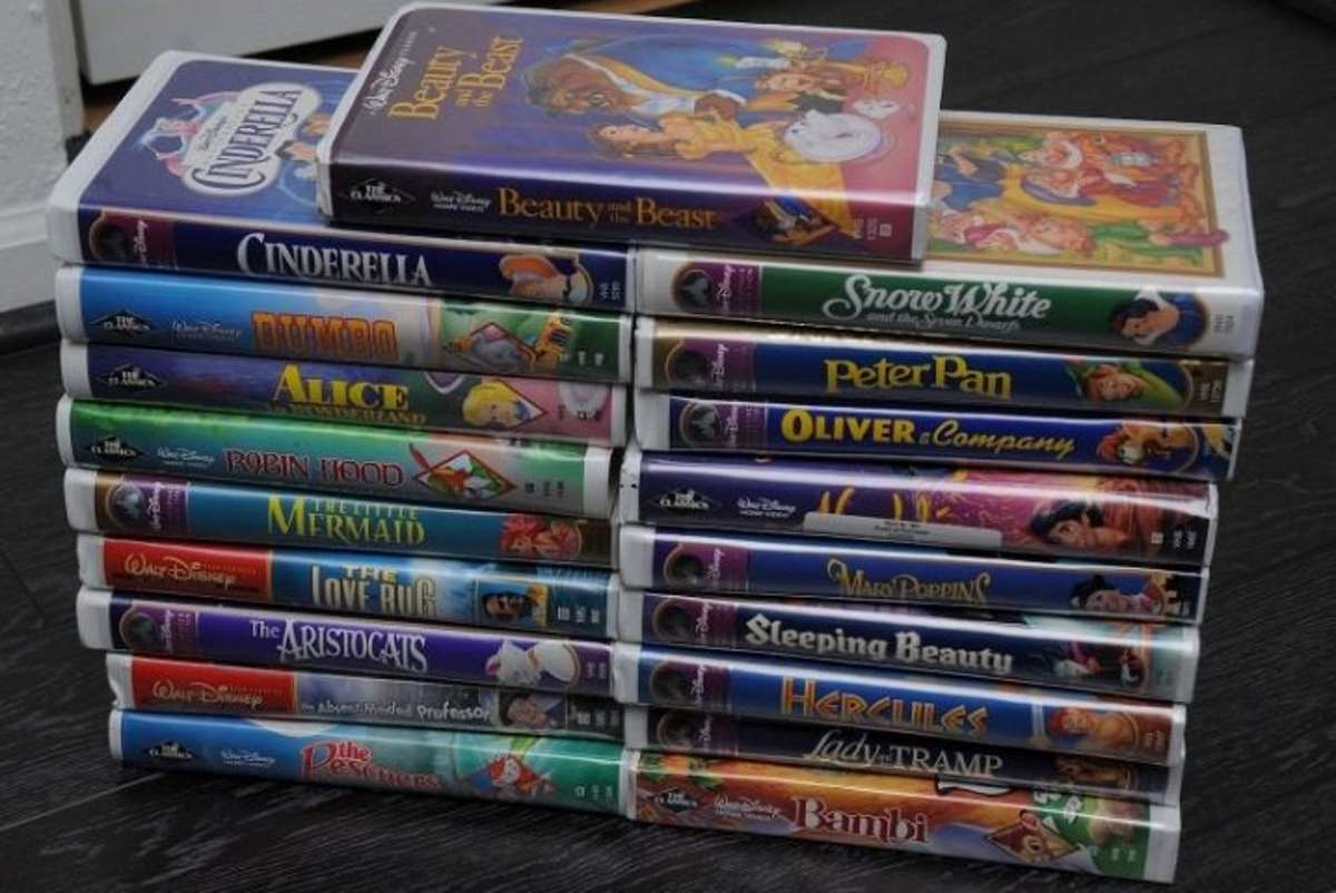 If You Have One Of These VHS Tapes At Home You Might Be Sitting On A Goldmine