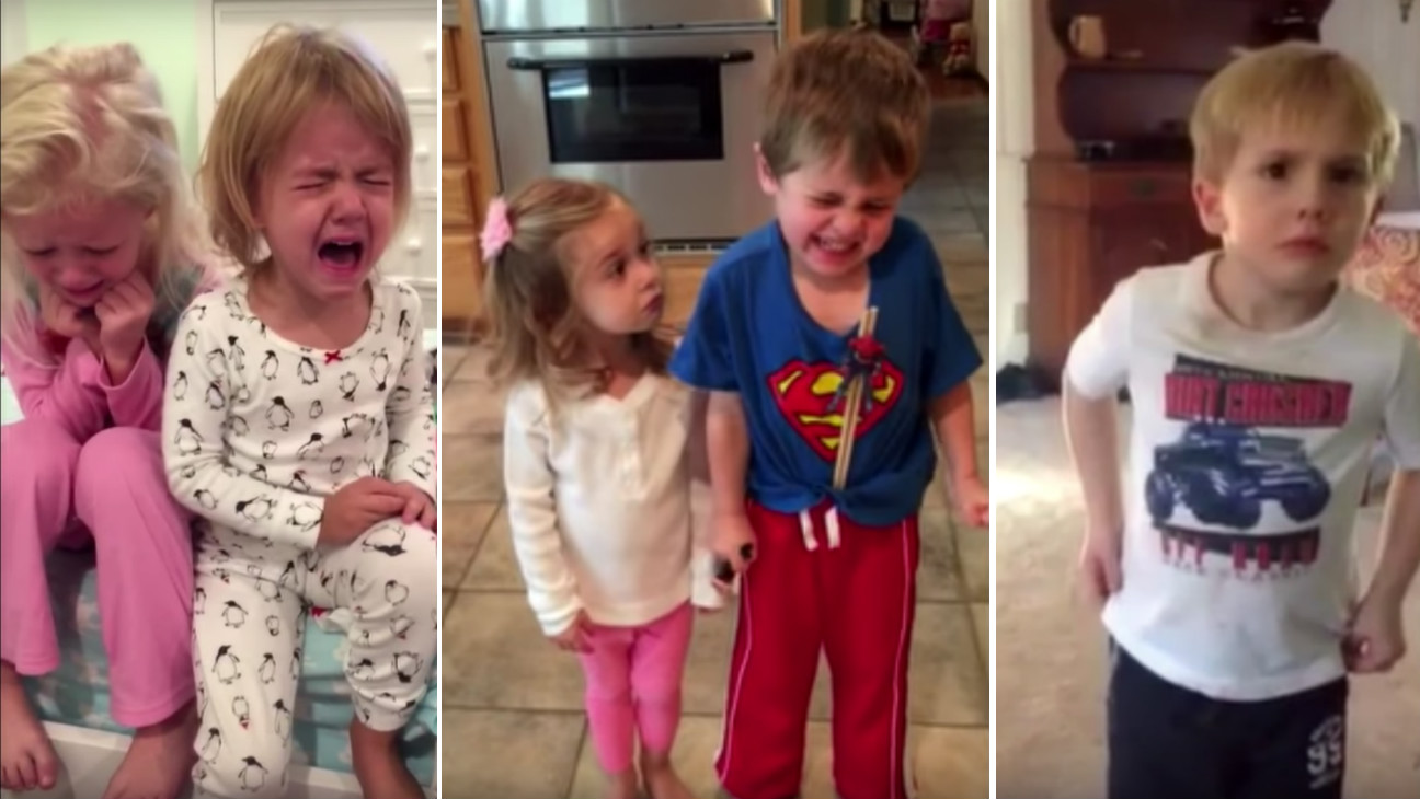 Watch Jimmy Kimmel Bring Kids to Tears With Annual Halloween Candy Prank