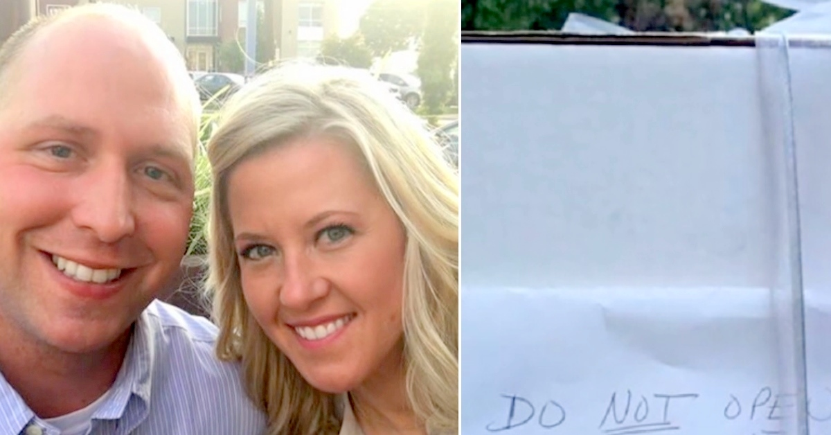 9 Years After Wedding, Wife Reveals Why They Never Opened This Present