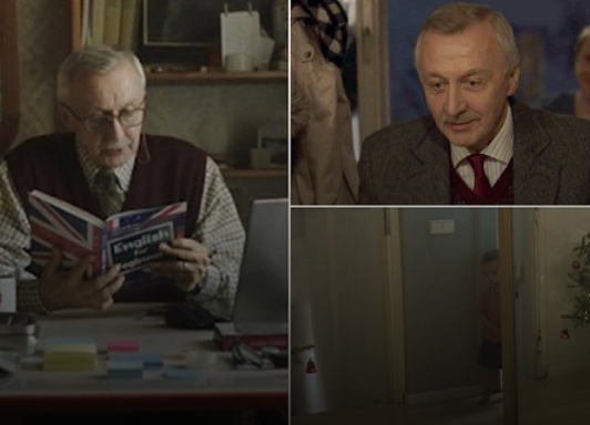 Polish firm Allegro wins Christmas with 'English for Beginners' advert!