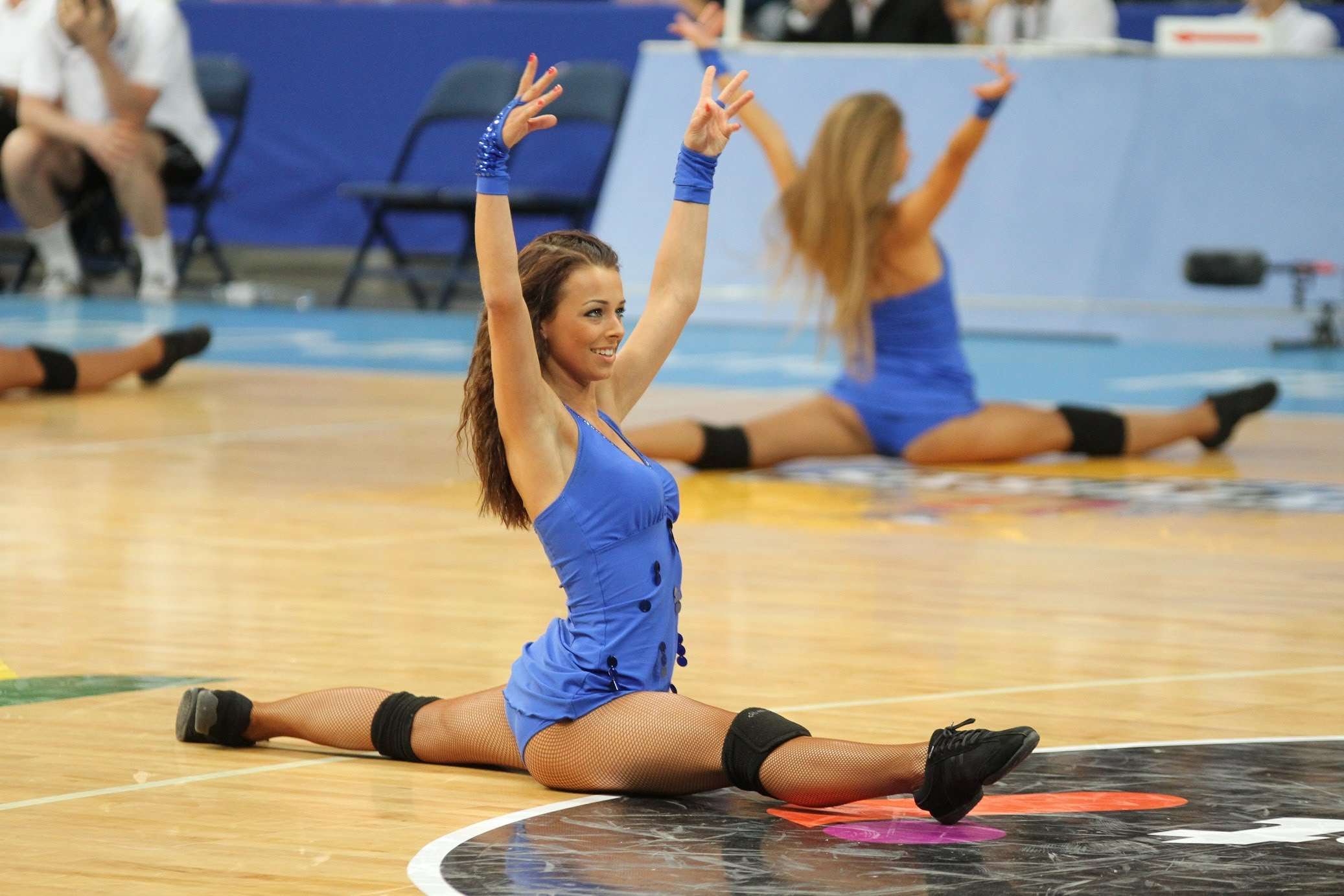 Have You Ever Seen Lithuanian Cheerleaders? You'd Want To