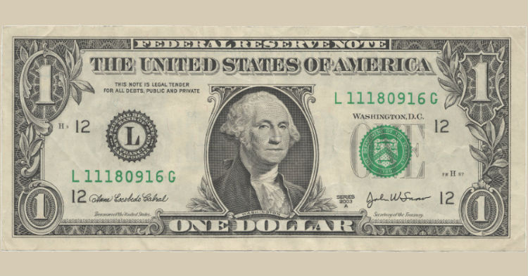People Are Walking Around With $1 Bills That Are Worth Thousands. Here's What To Look For